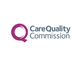 Care Quality Commission Logotype